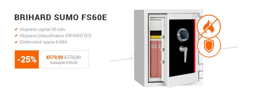 Brihard Sumo FS60E