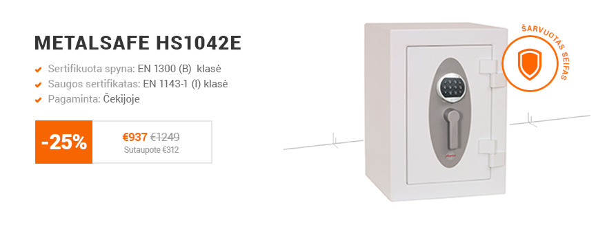 HS1042Emetalsafe