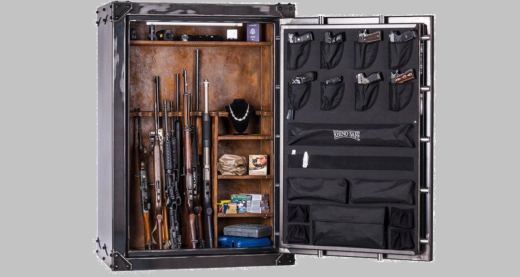 Kaip išsirinkti seifą ginklams?