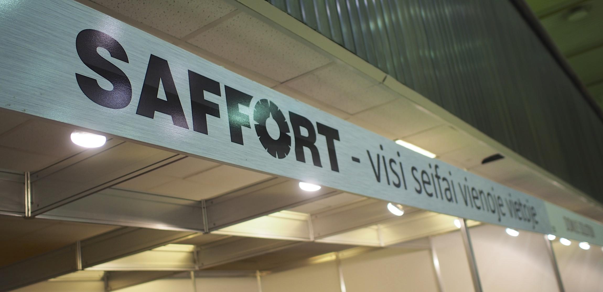 SAFFORT parodoje RESTA 2012
