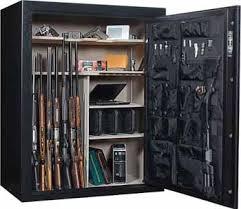 Reikalavimai ginkliniams seifams