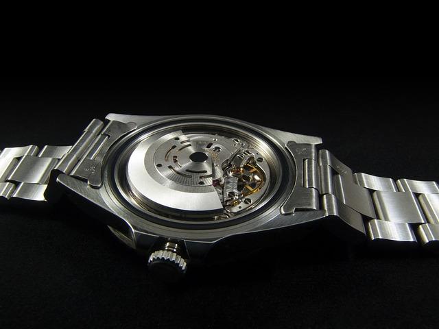 Laikrodžių judesio mechanizmas