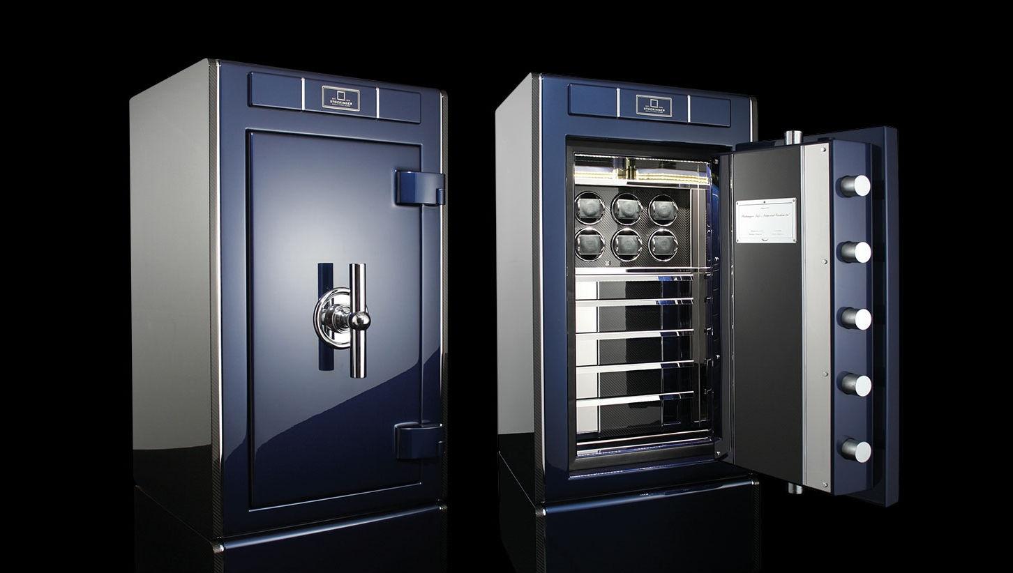 Kaip išsirinkti prabangų seifą?