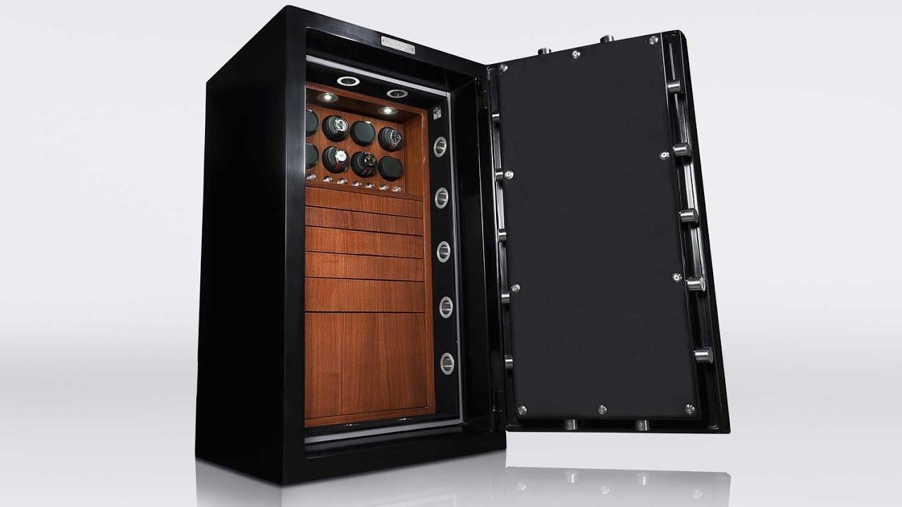 Prabangūs seifai - tiems, kurie nori išskirtinumo