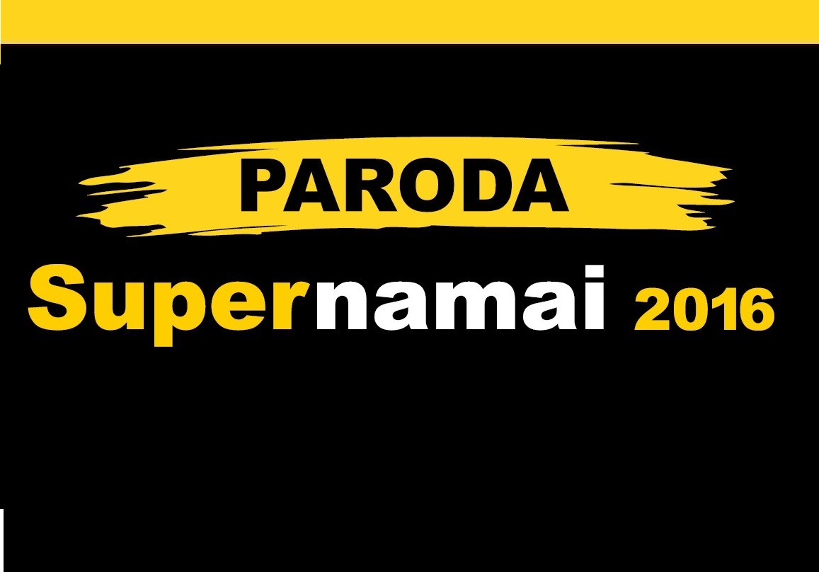 Saffort seifai parodoje Supernamai 2016